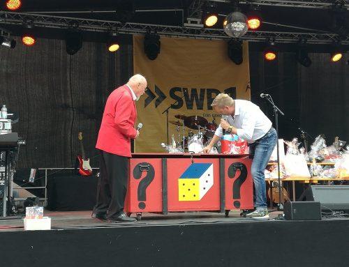 Eröffnung Stadtfest 2019