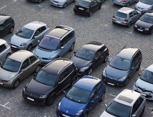 Parkplätze am Stadtfest